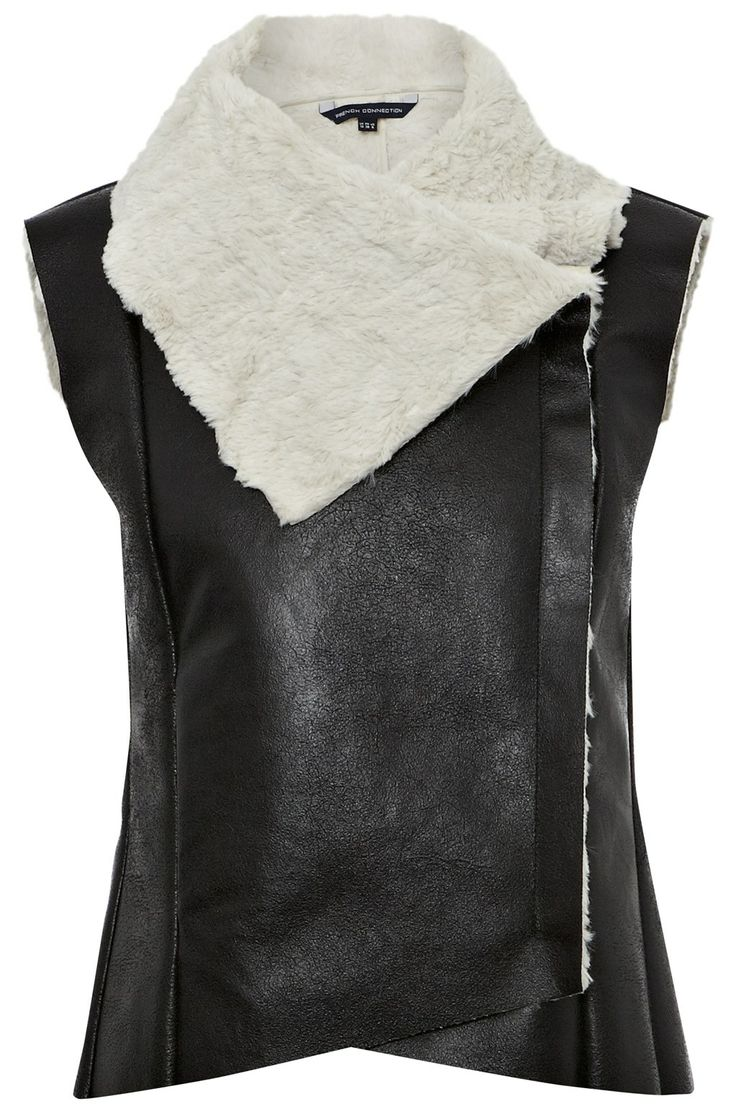 Mika Gilet - Jackets & Coats - French Connection Usa