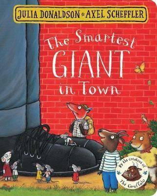 $13.38 - Book Depository The Smartest Giant in Town