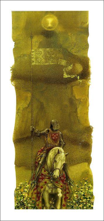 """Arthur of Albion"" ~ Pavel Tatarnikov"