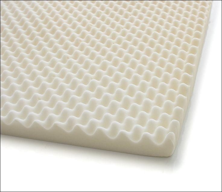 egg crate memory foam mattress topper