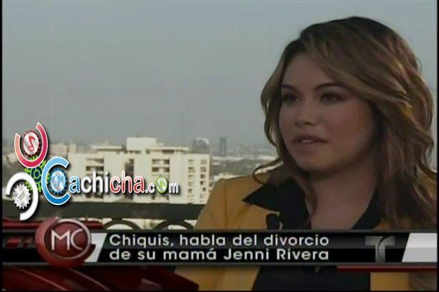 Hija de Jenni Rivera se defiende de acusaciones de amorío con el esposo de su madre #Videos | Cachicha.com