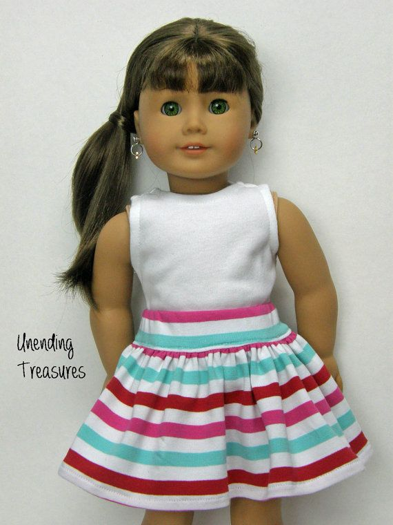 American Girl doll clothes 18 inch doll by Unendingtreasures