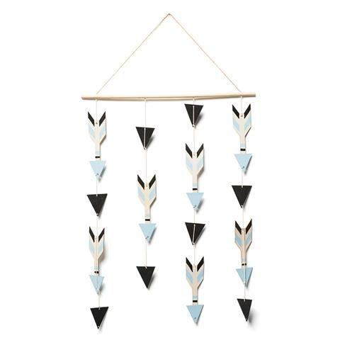Decorative Hanging Mobile - Arrow | Kmart