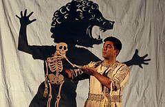 Uraufführung: GILGAMESCH René Clemencic, sirene Operntheater in Wien