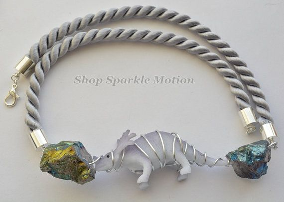 Pastel Lilac Dinosaur Silver Crystal Wire by ShopSparkleMotion on Etsy  https://www.etsy.com/uk/listing/188799966/pastel-lilac-dinosaur-silver-crystal?ref=shop_home_active_22