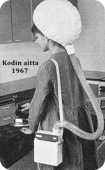 """""""Uusinta tyyppiä hiustenkuivaimissa edustavat laukkumalliset hiustenkuivaimet. Sen voi kiireen tullen sijoittaa kantokahvasta o..."""