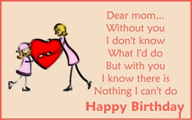 Birthday Images for Mom –  Birthday wishes, messages and quotes for Mom