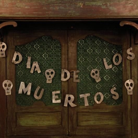 $100.00 HomArt Banner - Dia De Los Muertos - Set of 4
