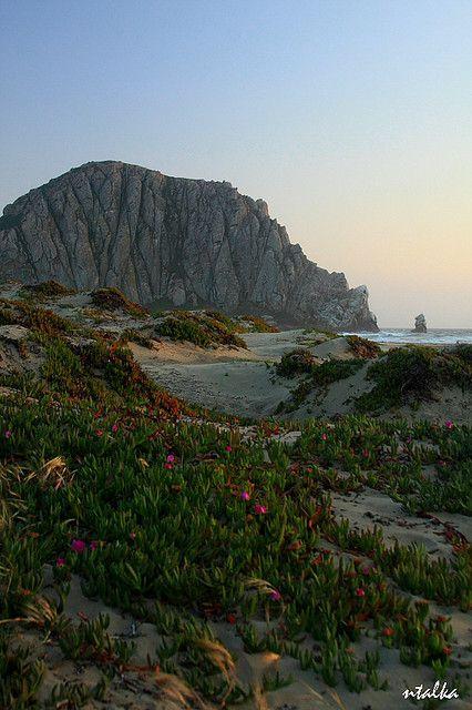 Morro Rock, Morro Bay, CA