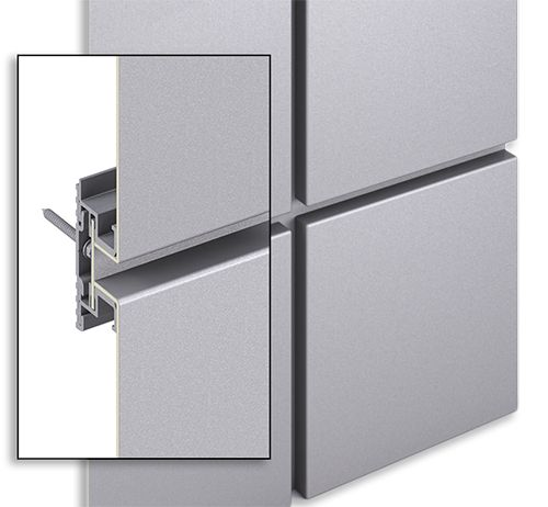 Aluminum Cladding Details : Best metal panels ideas on pinterest wall exterior