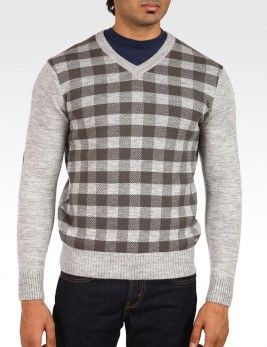 PLAID BODY PULLOVER Style :  #08162-0012 Rs 2,799.00