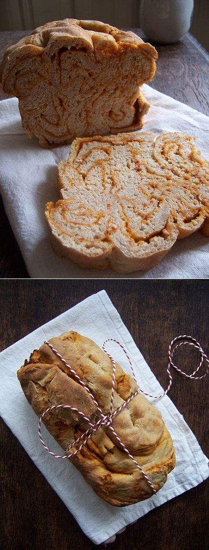 Sun Dried Tomato Pesto Bread