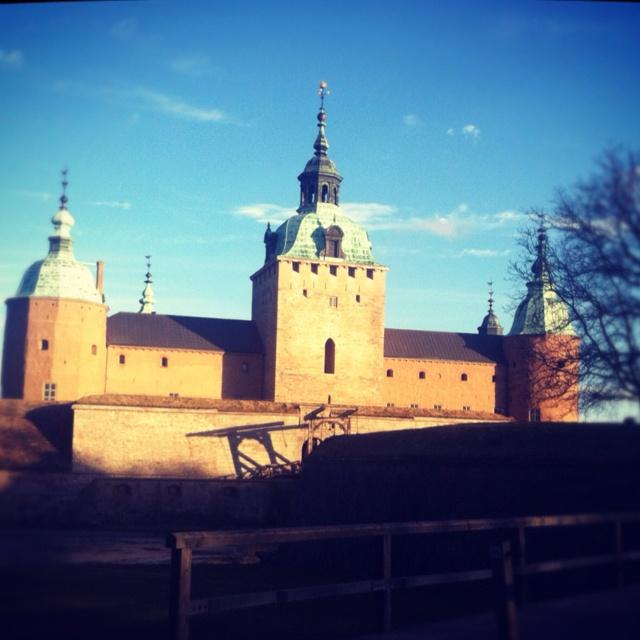 The Castle of Kalmar, Sweden