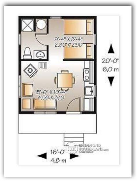 25 melhores ideias sobre casas peque as y bonitas no - Casas pequenas y bonitas ...