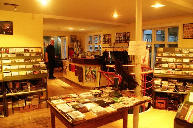 12 Tonar in Reykjavik, Iceland | 27 Breathtaking Record Stores You Have To Shop At Before You Die