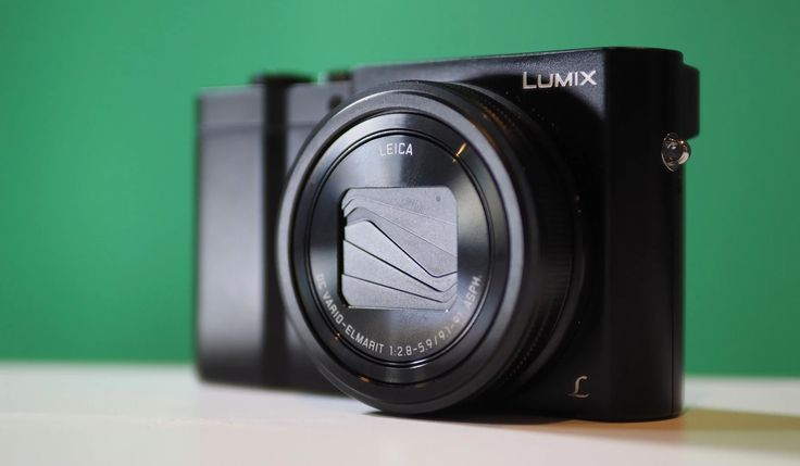 Photo: Panasonic TZ100 / ZS100 preview: a compact with 1in sensor, EVF and 10x…