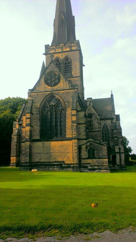 Wentworth Church, Rotherham, South Yorkshire, England