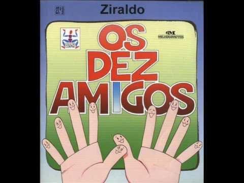 OS DEZ AMIGOS - ZIRALDO