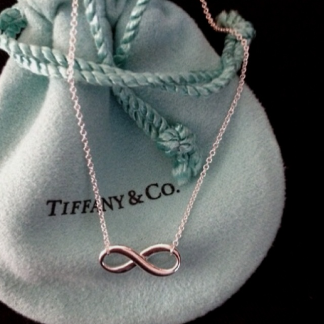 ♥: Infinity Signs, Stuff, Clothing, Roses Gold, Tiffany Infinity Necklaces, Anniversaries Gifts, Bride Gifts, Styles, Closet