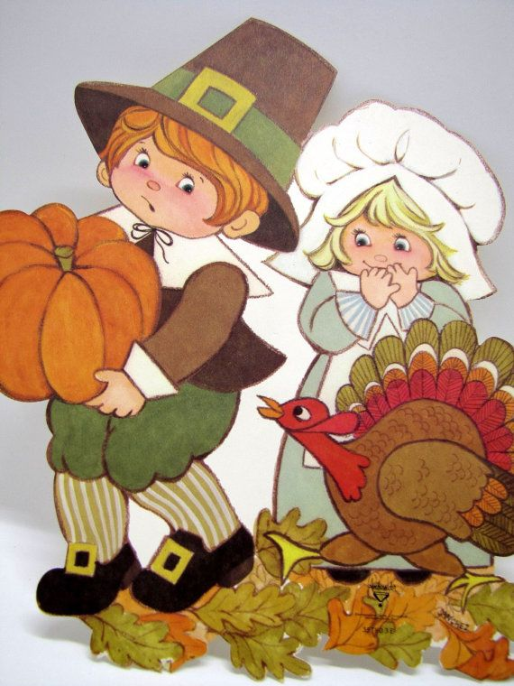 Best vintage holidays thanksgiving images on