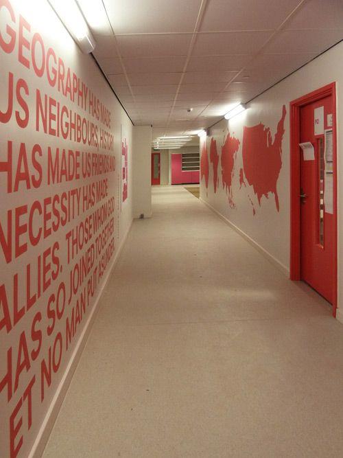 Best Corridor Design: Best 25+ Corridor Design Ideas On Pinterest