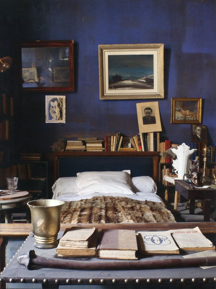 The World of Interiors, May 2014. Photo - Jean Marie del Moral