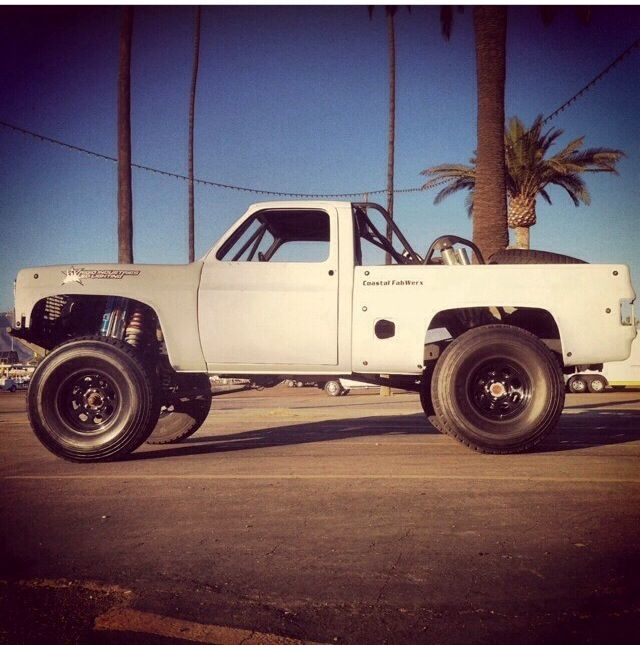 Good ol' chevy Prerunner | Cars & Motorcycles | Pinterest ...