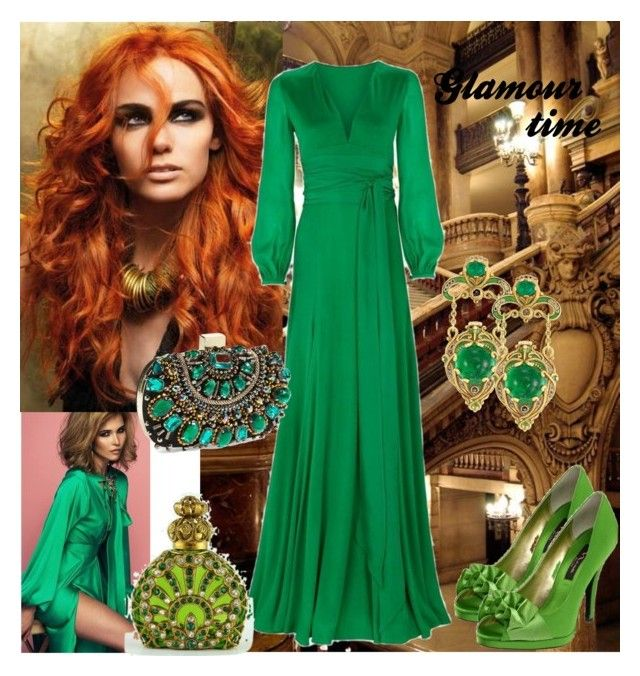 """GLAMOUR TIME"" by kidsfashion001 on Polyvore featuring Natasha Couture"