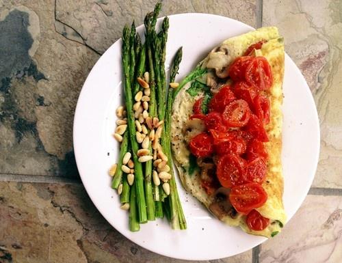 Vegie Omelette