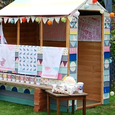 Cubby House for the Girls?