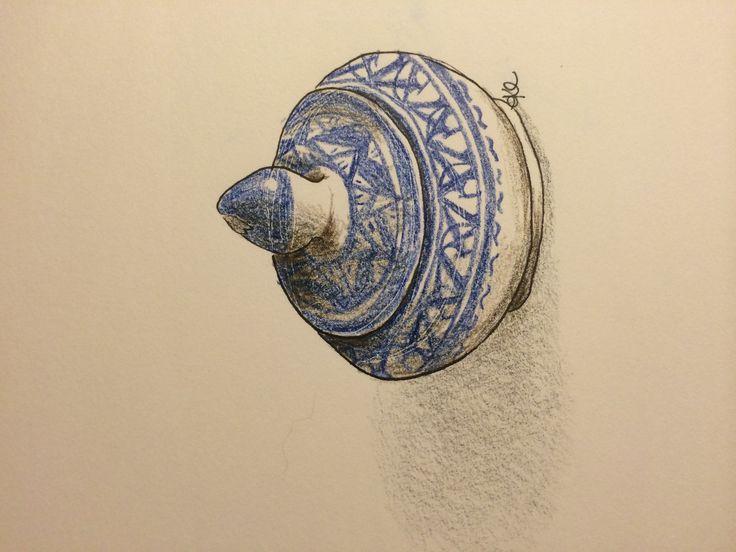The Keziah Pot
