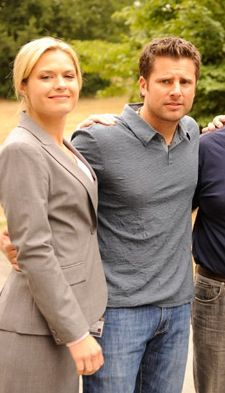 psych cast members dating