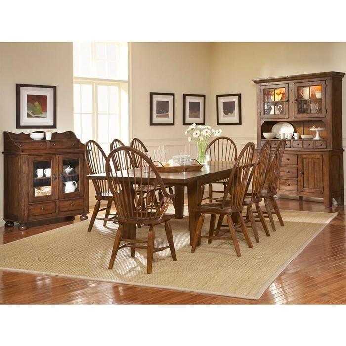 Attic Heirlooms China and Hutch   Nebraska Furniture Mart