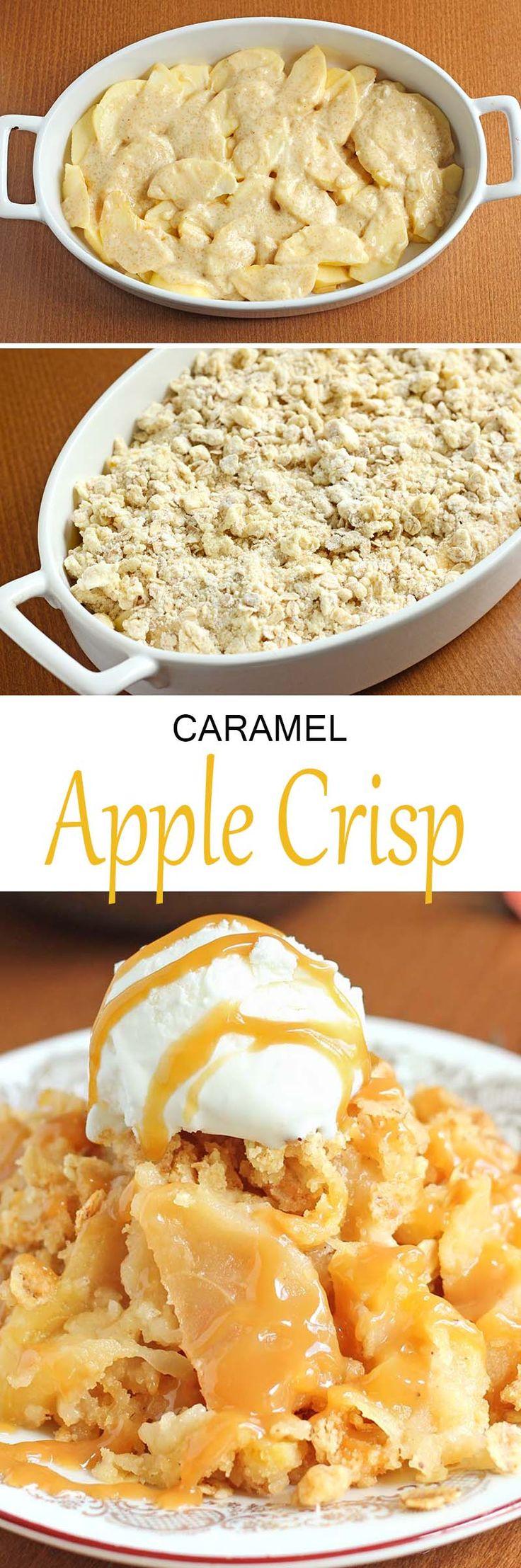 how to make soft caramel apples