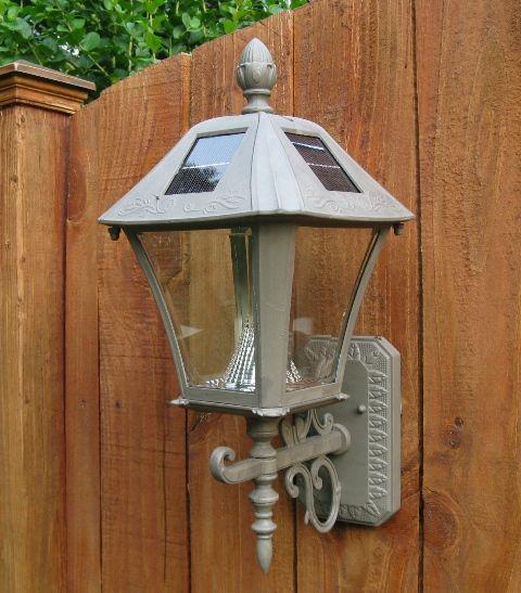 Solar Lanterns for garden gate | Your Solar Light Store, Solar Wall Light, Solar Post Light