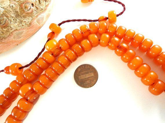 Baltic Amber Beads Islamic Rosary Handmade Rosary by Tesbihci, $49.99