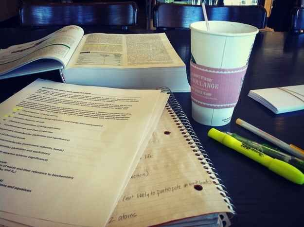 16 Simple Studying Hacks To Help You Ace Your Next Exam  Switch up your space.