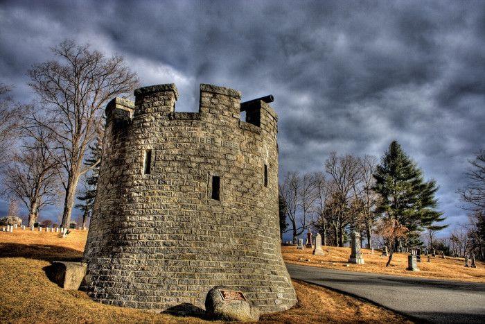 4. Mount Hope Cemetery, Bangor