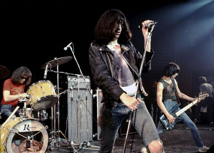 1976: The Independence Day concert that made the Ramones famous