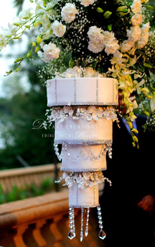 120 Best Images About Chandelier Cakes On Pinterest