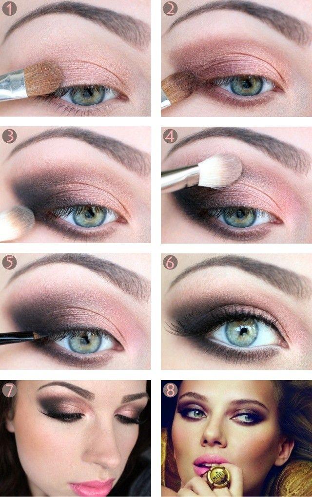 Maquillaje de Scarlett Johansson paso a paso y muy sencillo de hacer. ¡Atrévete!