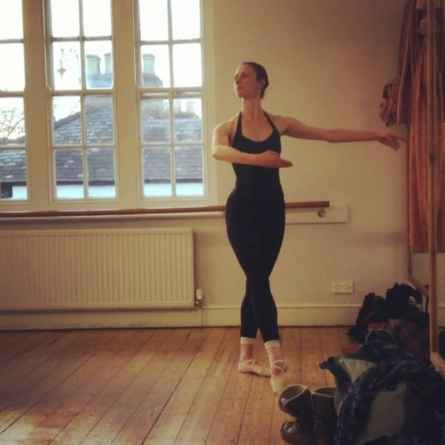 Work in progress. From #YKBG #rehearsal for #ballet #show #adultballet #oxford #lifeofadancer
