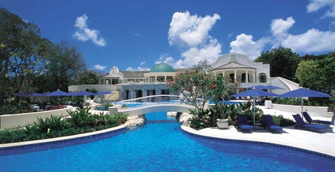 beautiful hotels  | sandy lane hotel a five star luxury hotel in barbados west indies the ...