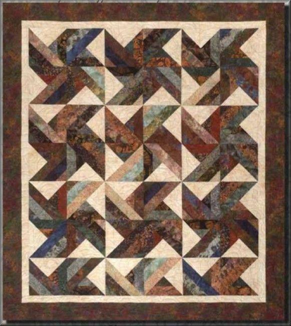 Trade Winds - Free Pattern