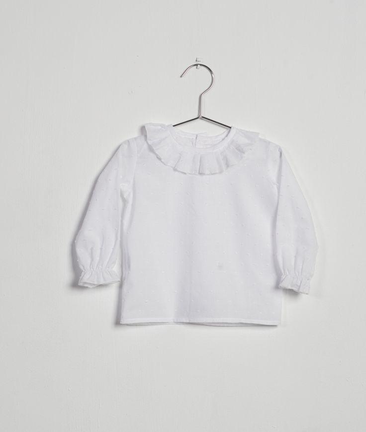 Camisas : Camisa Plumeti Blanco