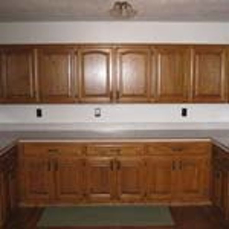 17 Best Ideas About Updating Oak Cabinets On Pinterest