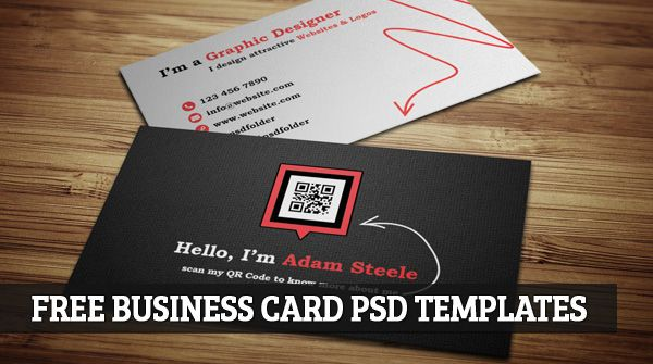 Free Business Cards Templates Downloads | 26 Free Business Card PSD Templates | Freebies