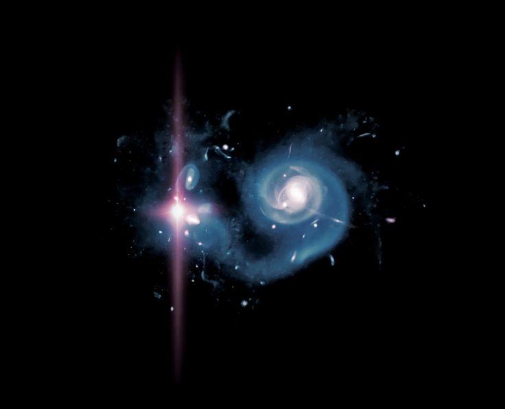 Rare Supernova Pair are Most Distant Ever