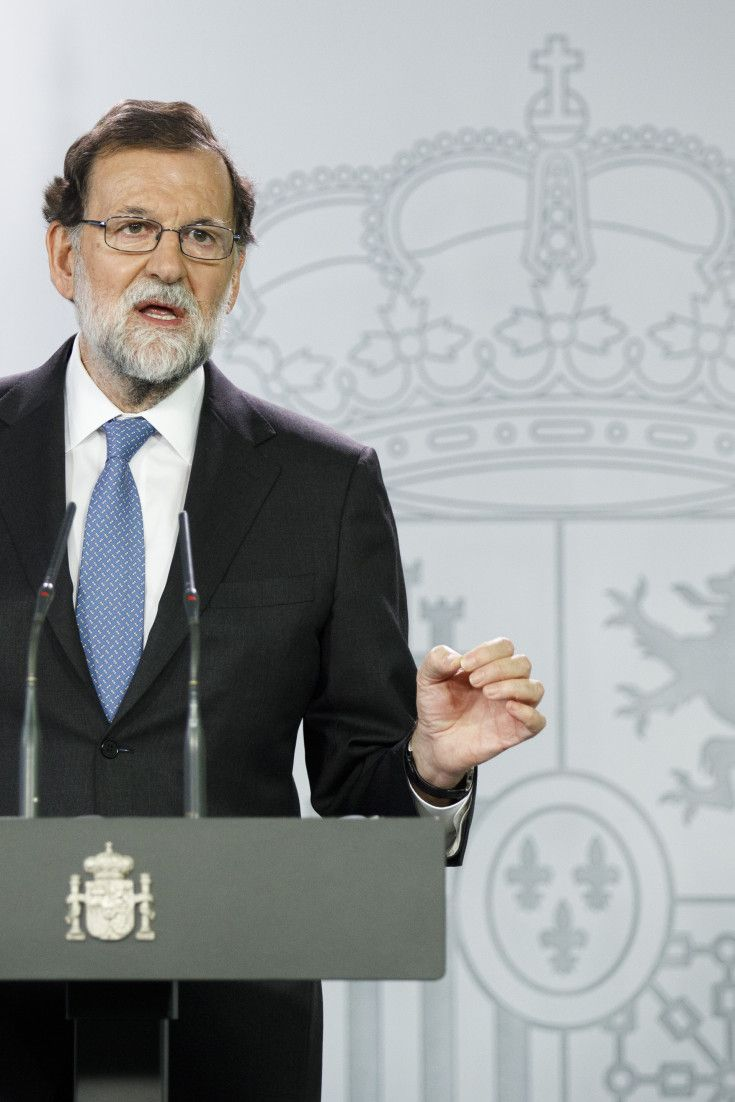 """""""Das Erbe Francos - Demokratie à la Rajoy"""" (Franco's Legacy) - first published on thegeopolitical.blogspot.ch on 22th Oct., finally after some HuffPost-""""issues"""" is published now: huffingtonpost.de/immanuel-fruhmann/das-erbe-francos-demokrat_b_18350588 on Spain's past crushing the Catalan independence, while most EU officials join Rajoy, silent media not criticizing EU/Madrid, Puigdemont flees to Flemish Belgium another Hotspot. Best wishes, Dr. Dr. Immanuel Fruhmann"""