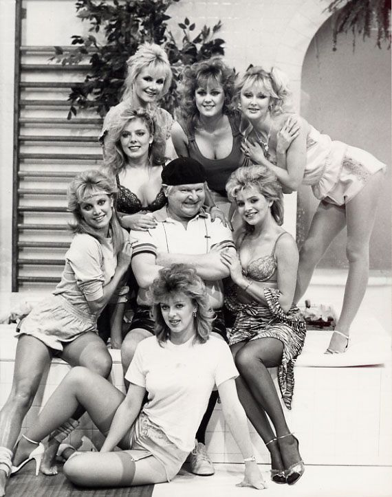 The Strange Life of Benny Hill - Neatorama